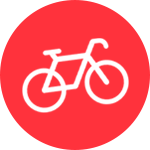 Hyr cykel hos oss!
